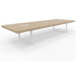 T45 Konferencebord T45 med stel i metal 420x140