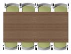 Quadrio Mødebord Quadrio bord 05