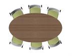 Quadrio Mødebord Quadrio bord 03