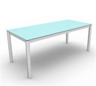 X4 Work X4 Enkeltbord glas