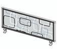 Bild Bordskærm mønstret H52