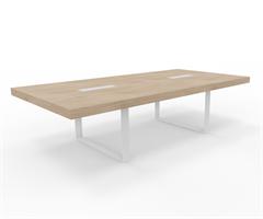 T45 Konferencebord T45 med stel i metal 280x140