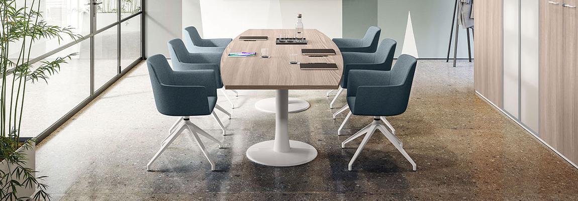 Quadrio Mødebord