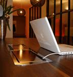 Integrering El/data Power boxen konference USB/VGA/HDMI